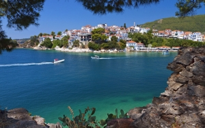 Location, Hotel  Hermes Skiathos | Studios | Apartments | Skiathos Island | Greece